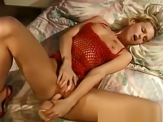 Housewife Christiana Masturbation