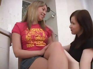 Aliza and Sneila
