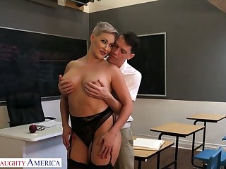 Spectacular Naughty America compilation video featuring climax notch models
