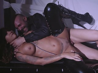 Venus Afrodita - Chained With the addition of Backside Got Laid