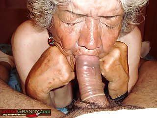 LatinaGrannY What an Epic Well Aged Nudes Here