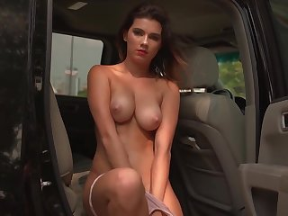Horny porn movie Big Boobs only here