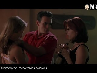 A difficulty best Hollywood threesome scenes compilation