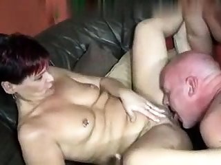 Mature Amateur Motor car Handjob